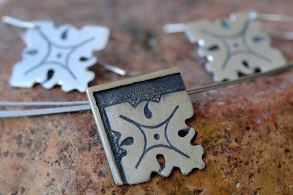 colgante plata fragments detalle