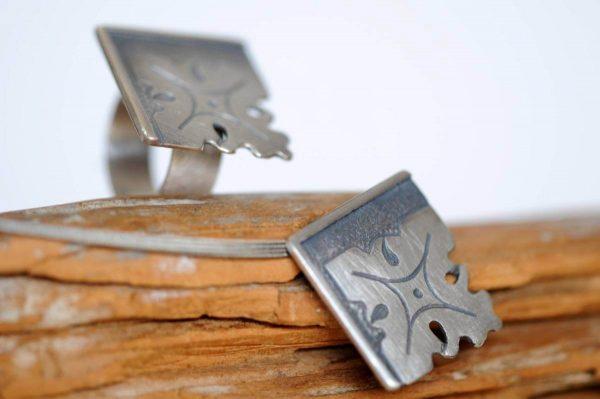 colgante plata fragments lateral